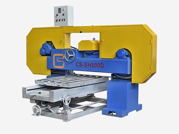 中升石材机械--薄型、超薄型石材的加工方法