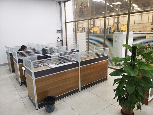 中升机械市场部办公室